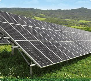 大規模・産業用太陽光発電を検討している